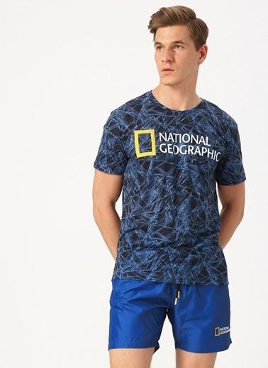 National Geographic Mayoşort Mavi